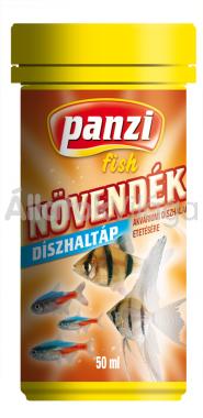 Panzi Növendék díszhaltáp 50 ml-es