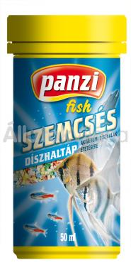 Panzi Szemcsés díszhaltáp 50 ml-es