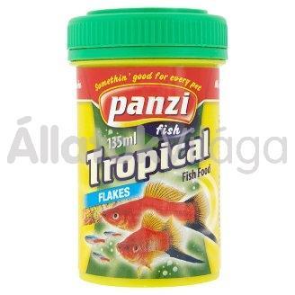 Panzi Lemezes díszhaltáp 135 ml-es