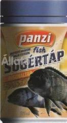 Panzi Sügértáp díszhaltáp 135 ml-es