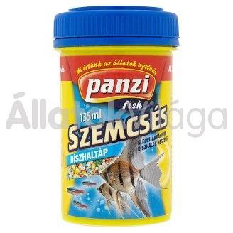 Panzi Szemcsés díszhaltáp 135 ml-es