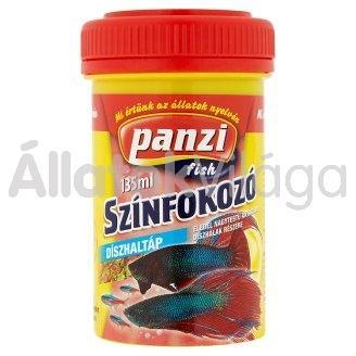 Panzi Színfokozó lemezes díszhaltáp 135 ml