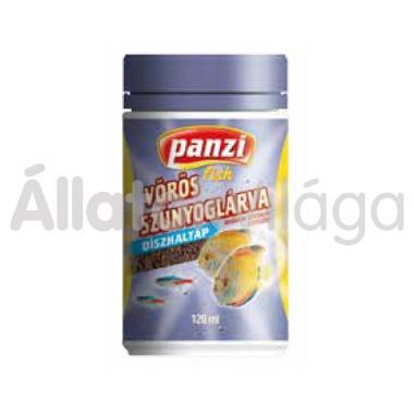 Panzi Vörös szúnyoglárva díszhaltáp 135 ml-es