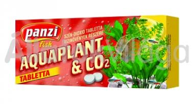Panzi Aquaplant&CO2 tabletta 10 db-os