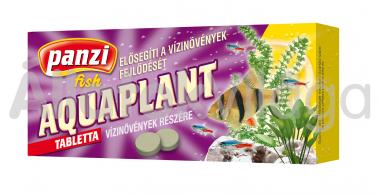Panzi Aquaplant növénytáp tabletta 10 db-os