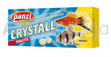 Panzi Crystall víztisztító tabletta 10 db-os