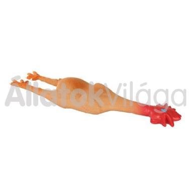 Trixie latex kutyajáték csirke nagy 47 cm-es 3539