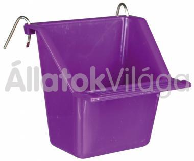 Trixie akasztós etető műanyag kicsi 80 ml-es 5471