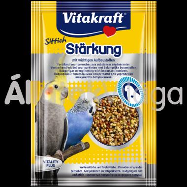 Vitakraft kismag Sittich-Stärkung erősítő hullámos papagájnak 30 g-os