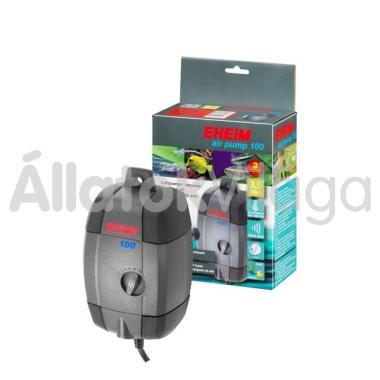 Eheim air pump 100 légpumpa + légvezeték + porlasztókő 3701010