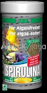 JBL Spirulina lemezes 250 ml-es