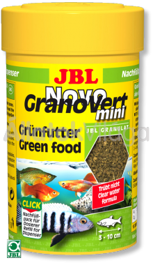 JBL NovoGranoVert mini 100 ml-es