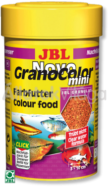 JBL NovoGranoColor mini 100 ml-es