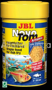 JBL NovoTom Artemia 100 ml-es