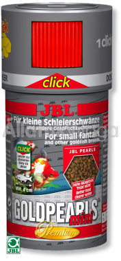 JBL Goldpearls mini CLICK 100 ml-es