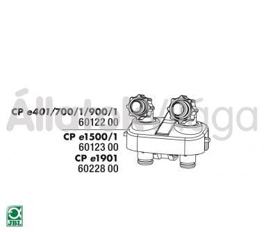 JBL tömlőcsatlakozó egység CP e700/900/401/701/901-hez 60122