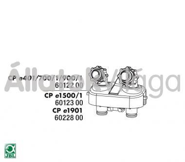 JBL tömlőcsatlakozó egység CP e1500/1501-hez 60123