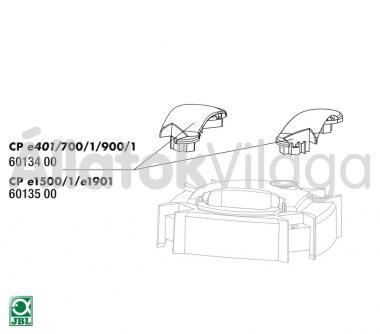 JBL szivattyúfej alkatrész CP e700/900/401/701/901-hez 2 db-os 60134