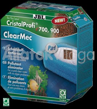 JBL ClearMec plus Pad szivacs + nitrit, nitrát és foszfát eltávolító CP e401/700/701/900/901-hez