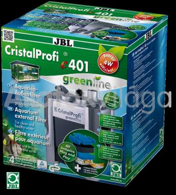 JBL CristalProfi e401 greenline külső szűrő 40-120 literig
