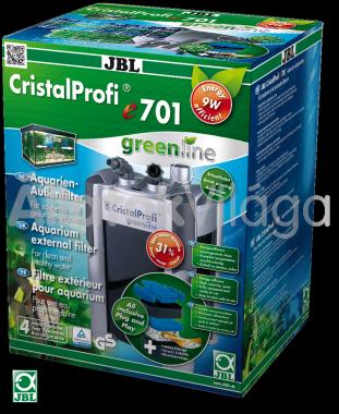 JBL CristalProfi e701 greenline külső szűrő 60-200 literig