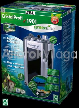 JBL CristalProfi e1901 greenline külső szűrő 200-800 literig