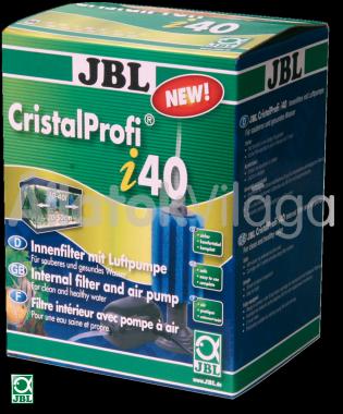 JBL CristalProfi i40 belső szűrő 10-40 literig