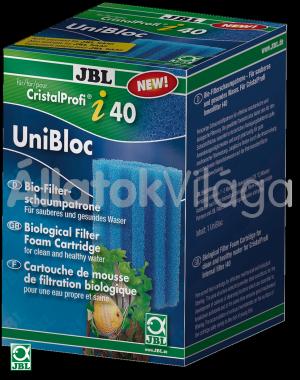 JBL UniBloc durva kék szűrőszivacs CP i40 belső szűrőhöz