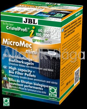 JBL MicroMec nitrogénlebontó szűrőgolyók CP i60-200 belső szűrőhöz