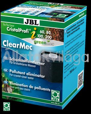 JBL Clearmec nitrit, nitrát és foszfát eltávolító CP i60-200 belső szűrőhöz