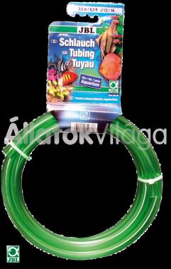JBL műanyag levegőcső zöld 4/6 mm-es 2,5 m-es