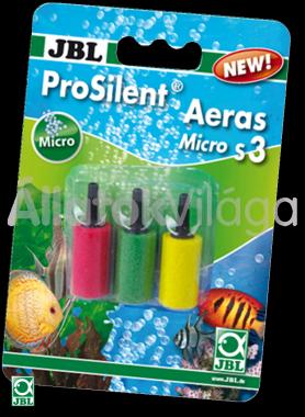 JBL ProSilent Aeras Micro porlasztókő S3-as 14x25 mm-es 3 db-os