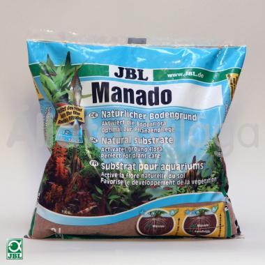 JBL Manado 3 literes (növény talaj) 25 literhez