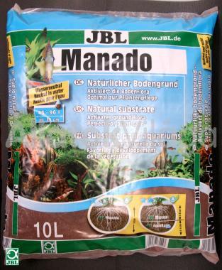 JBL Manado 10 literes (növény talaj) 100 literhez
