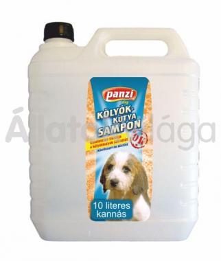 Panzi Kölyök kutya sampon 10 literes