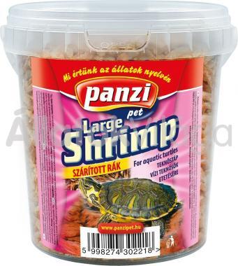 Panzi Nagy shrimp teknőstáp 1 literes vödrös