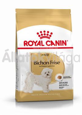 RoyalCanin Bichon Frise Adult - Bichon Frise felnőtt kutya száraz eledel 1,5 kg-os