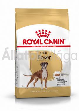 RoyalCanin Boxer Adult - Boxer felnőtt kutya száraz eledel 12 kg-os