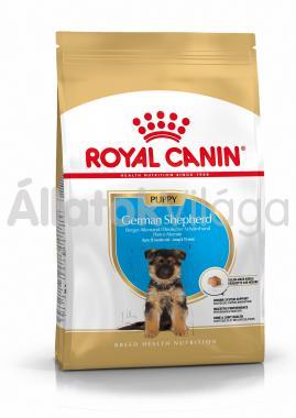 RoyalCanin German Shepherd (német-juhász) Junior-kölyök kutyaeledel 3 kg-os