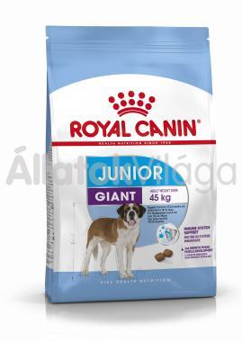 RoyalCanin Giant Junior kölyök kutyaeledel száraz 3,5 kg-os