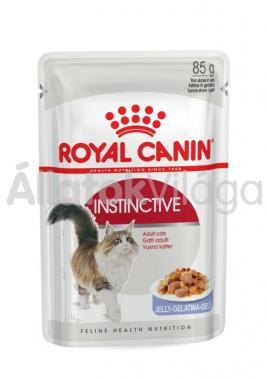 RoyalCanin Instinctive Jelly felnőtt macskáknak zselés alutasakos eldel 85 g-os