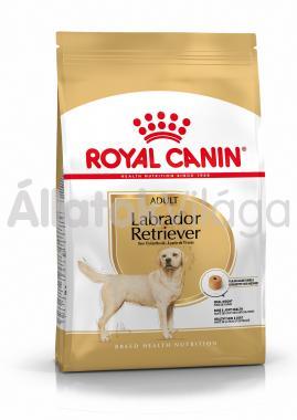 RoyalCanin Labrador Retriever Adult-felnőtt kutyaeledel száraz 12 kg-os