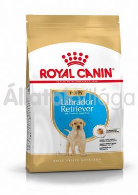 RoyalCanin Labrador Retriever Junior-kölyök kutyaeledel 3 kg-os