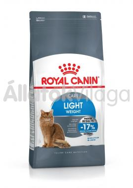 RoyalCanin Light Weight Care macska eledel száraz 2 kg-os