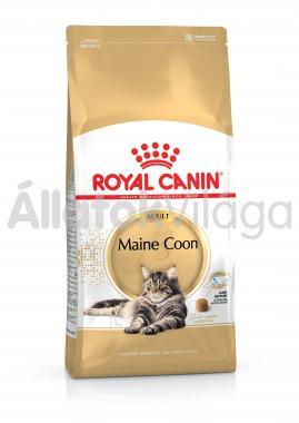RoyalCanin Maine Coon Adult-felnőtt macska eledel száraz 2 kg-os