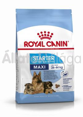 RoyalCanin Maxi Starter Mother & Babydog kutyaeledel száraz 4 kg-os