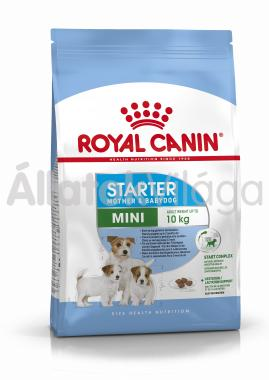 RoyalCanin Mini Starter Mother & Babydog kutyeledel 1 kg-os