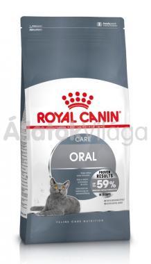 RoyalCanin Oral Care (fogkő ellen) macska eledel száraz 1,5 kg-os