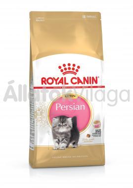 RoyalCanin Kitten Persian (kölyök perzsa) macska eledel száraz 2 kg-os