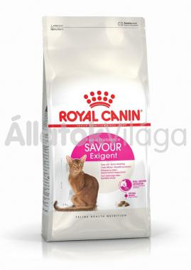 RoyalCanin Savour Exigent (35/30) - válogatós felnőtt macska száraz eledel 10 kg-os